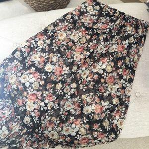 ✅ Urban Outfitters Ecote Medium Skirt New